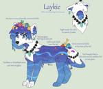 Laykie Character Chart 2015 (MYO  approved)