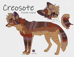 Creosote Character Chart 2021