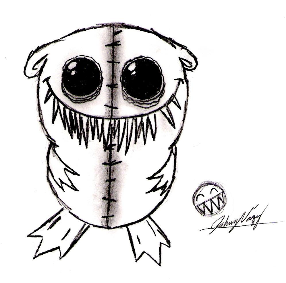evil little creature by eliteangelofdeath on deviantART