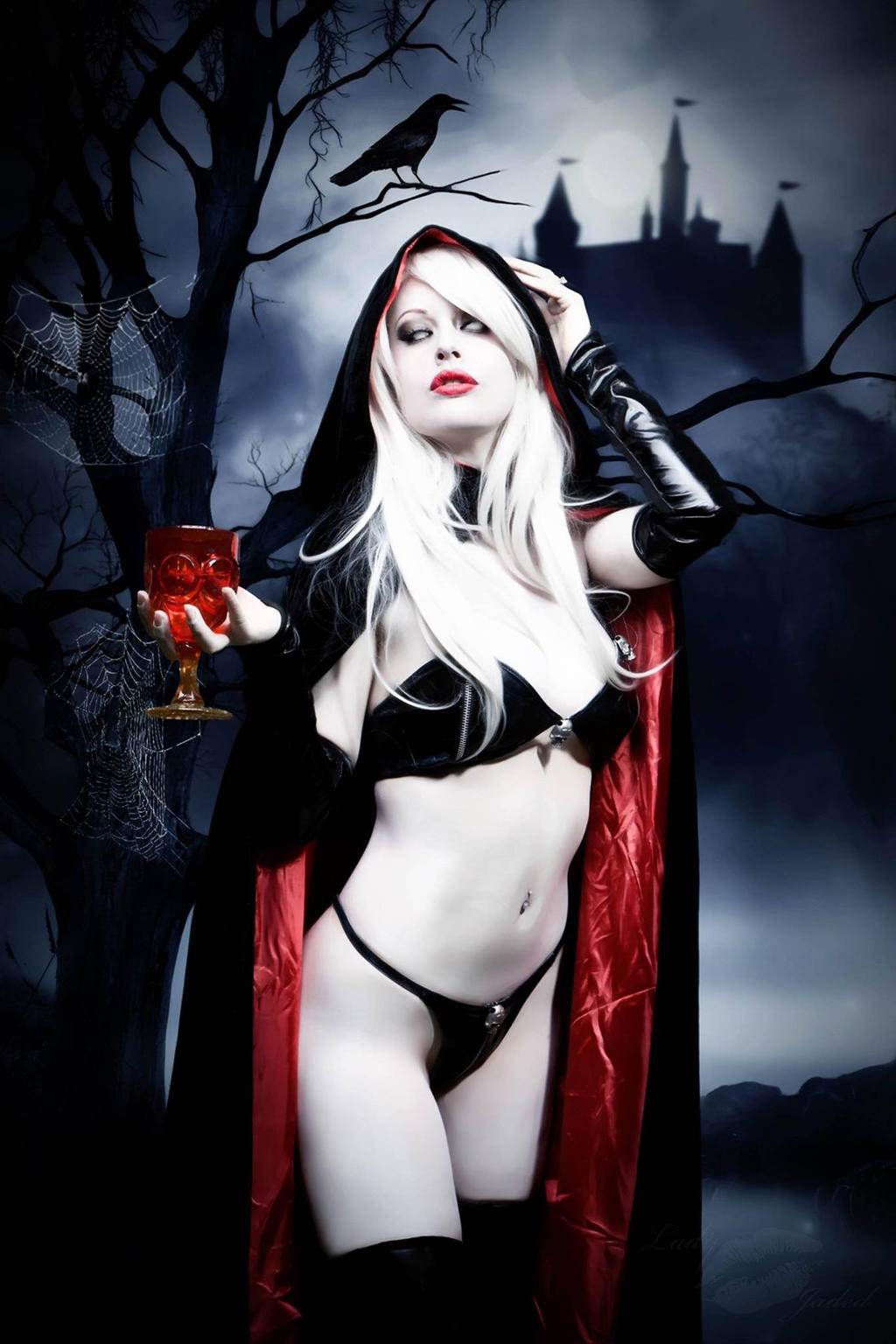 Lady death cosplay xxx erotic realistic girls