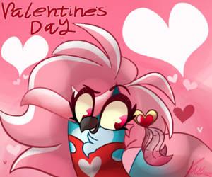 Valentine's Day by fernandasparklee