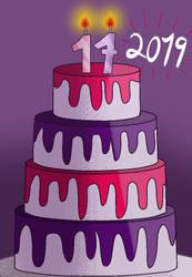 happy birthdays by fernandasparklee