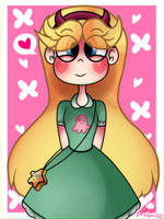 Star butterfly by fernandasparklee