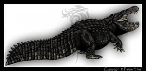 Purussaurus brasiliensis