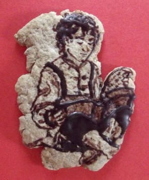 Young Frodo (cookie)