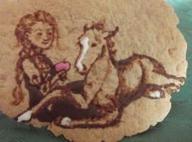 Eowyn's First Horse