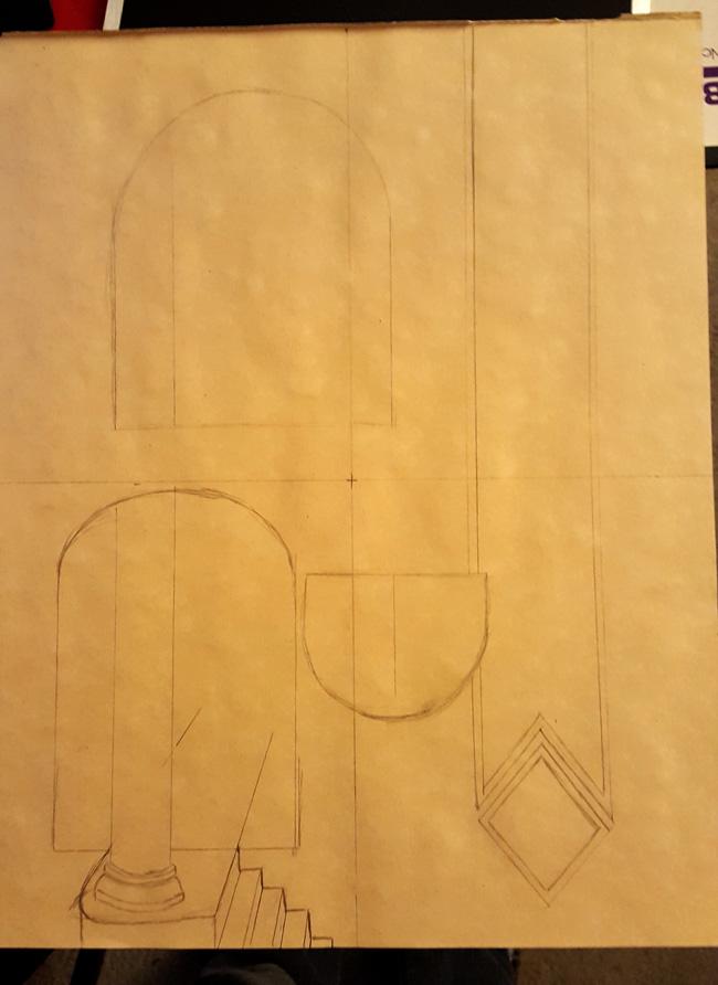 work in progress by Aurhia