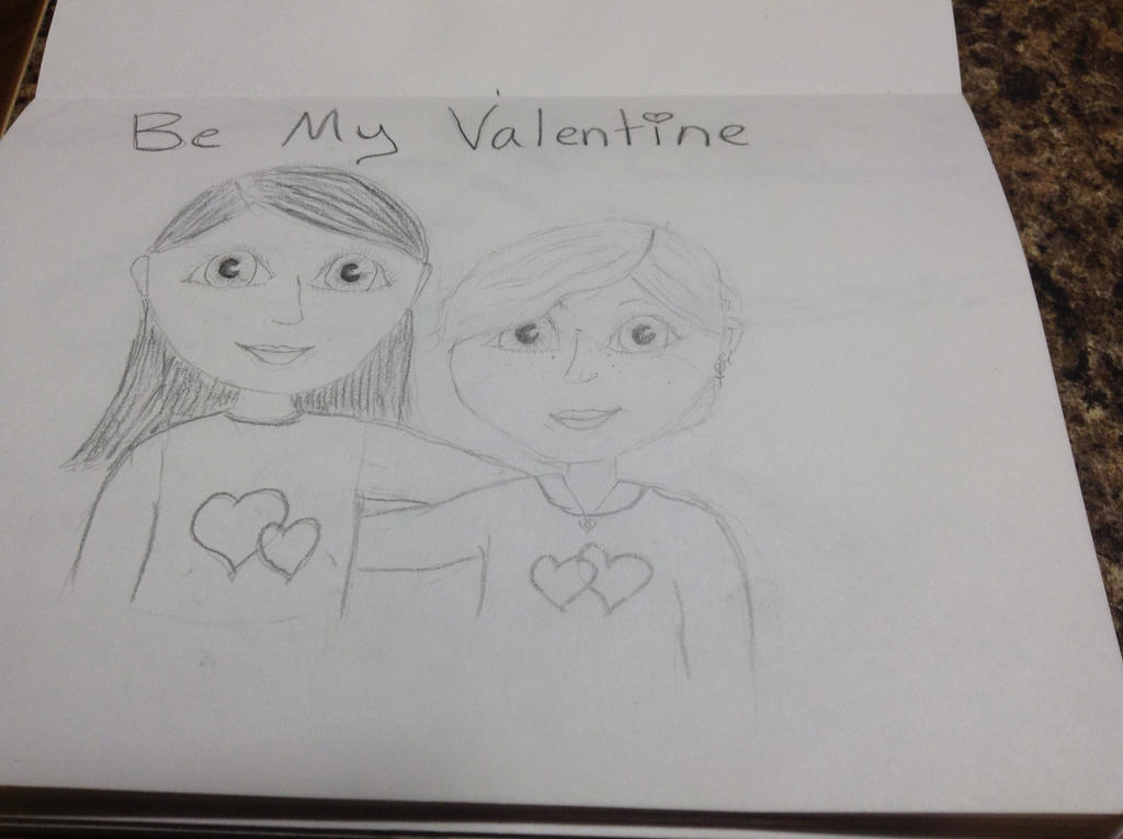 Happy Valentines Amanda by JoyJinn