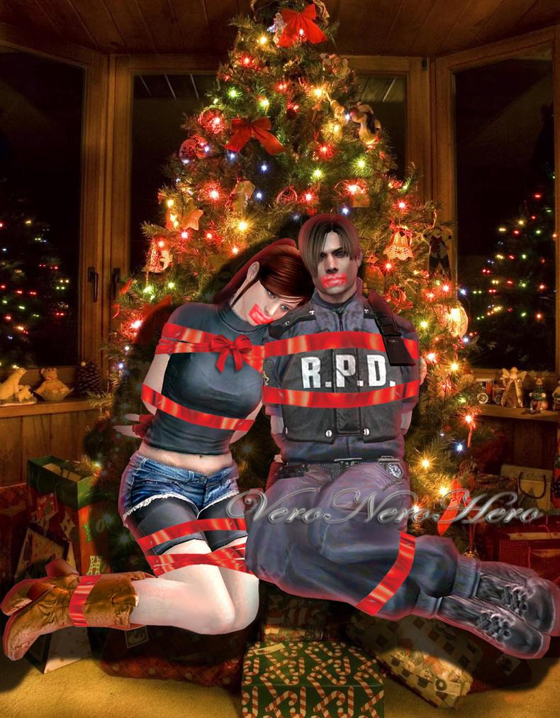 Christmas Cleon by veronerohero