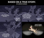 Tim the Deer (Based on a True Story) by Aart-ish