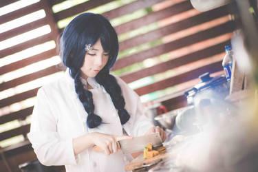 Tadokoro Megumi 4 by FelinFirn