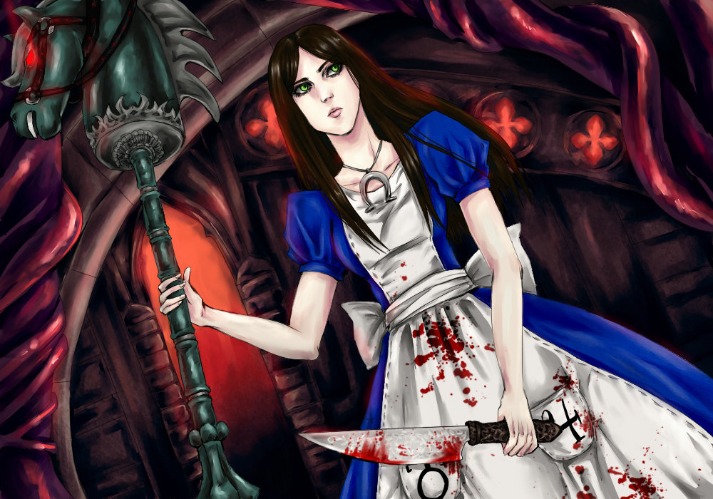 Alice Madness Returns by catablu