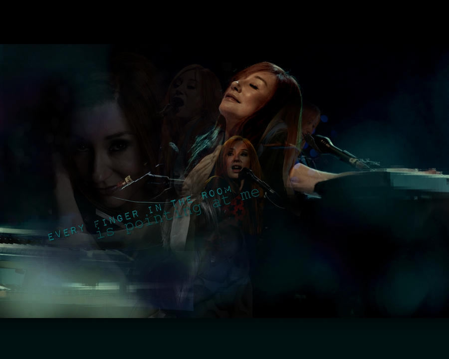 Tori Amos Wallpaper by ter-una ...