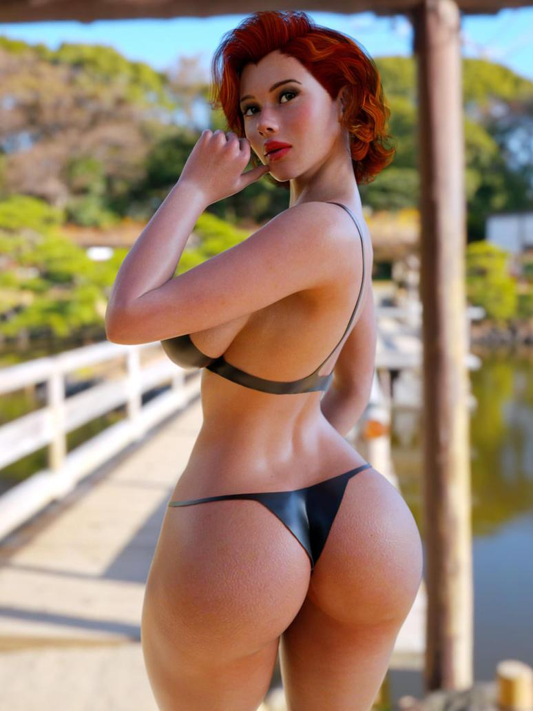 Nude Art Curvaceous Women 63