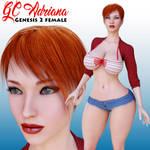 GC Adriana for Genesis 2 Female