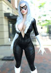 The Black Cat Suit for G3F