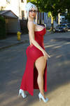 Red Dress Ayumi
