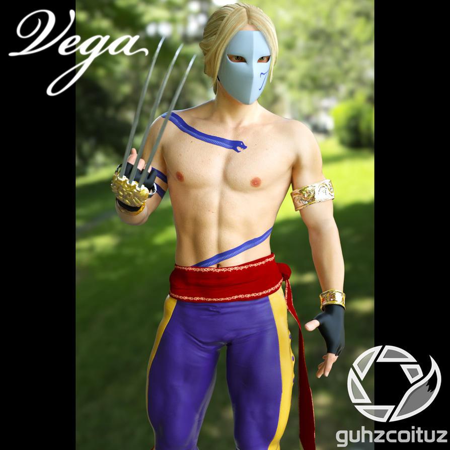 Vega Costume for G3M by guhzcoituz