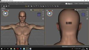Hitman 2 Agent 47 Character Morph for G3M  (WIP)