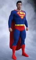Superman Alex Ross Version Genesis 8 Male