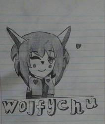 Wolfychu by TheNekoSamurai