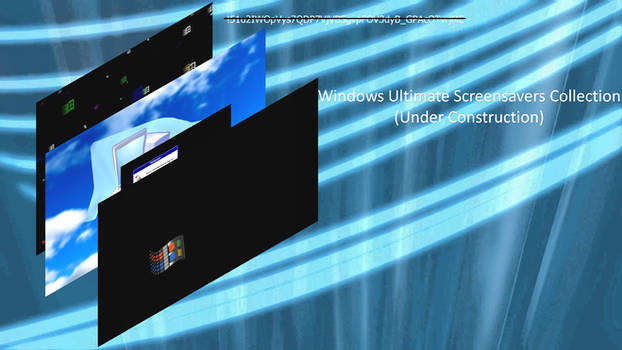 Ultimate Windows Screensavers Collection
