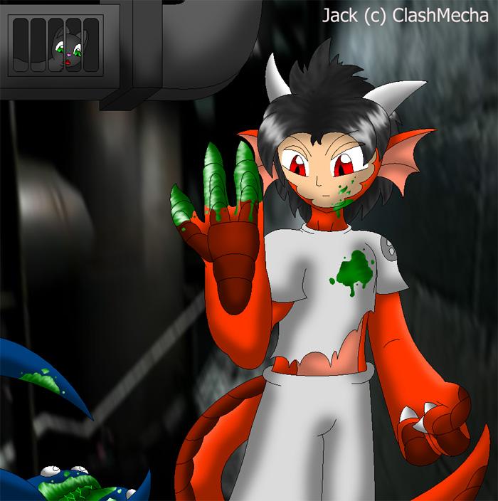 dragon human transformation