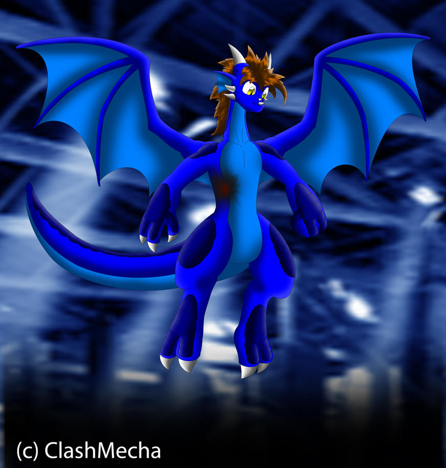 Dragon Transformation pt 13 by clashmecha