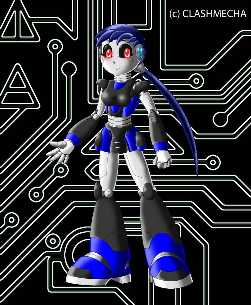 Roboticized Human By Clashmecha On Deviantart