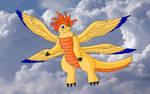 Flammie Dragon