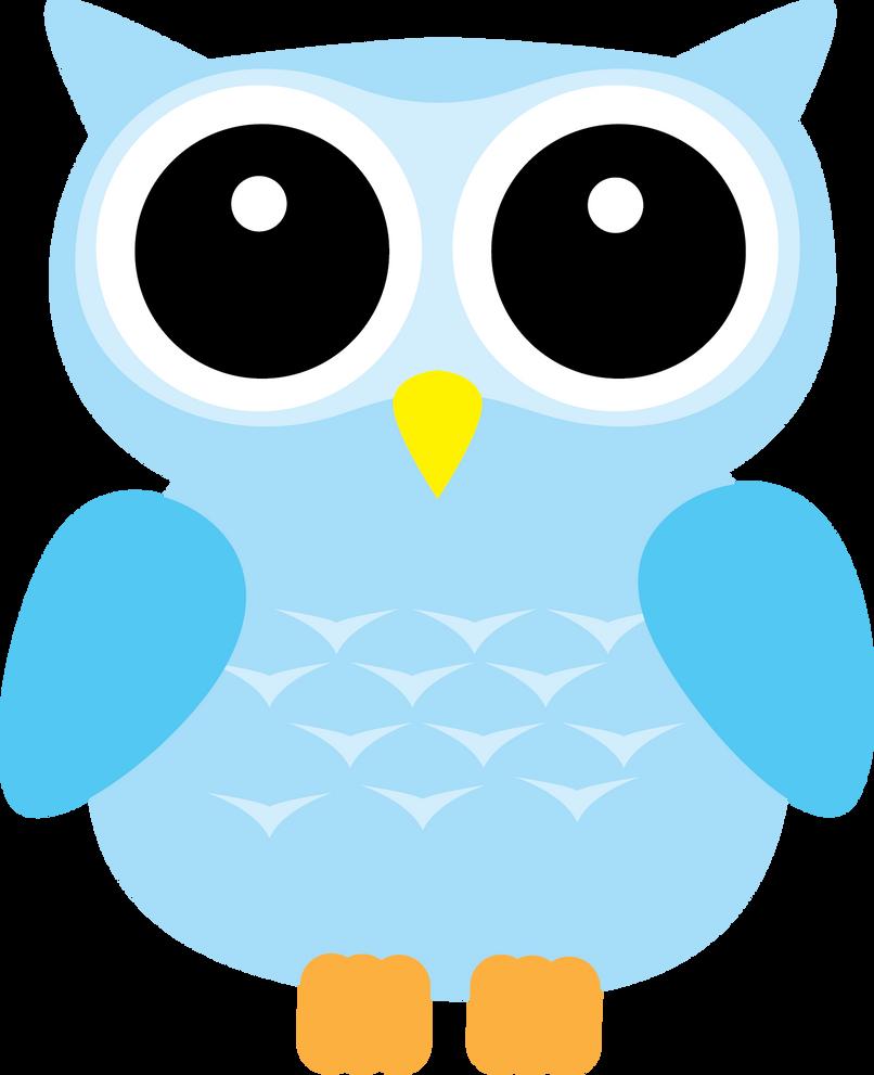 pastel blue owl ears by jn3813 on deviantart rh jn3813 deviantart com blue baby owl clip art blue and grey owl clip art