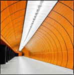 the tunnel by quadratiges