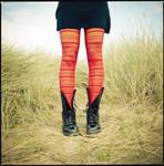 red stripes by quadratiges