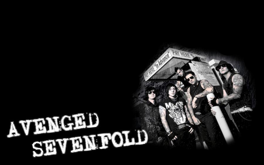 Avenged Sevenfold Wallpaper by dntTrustAho on DeviantArt