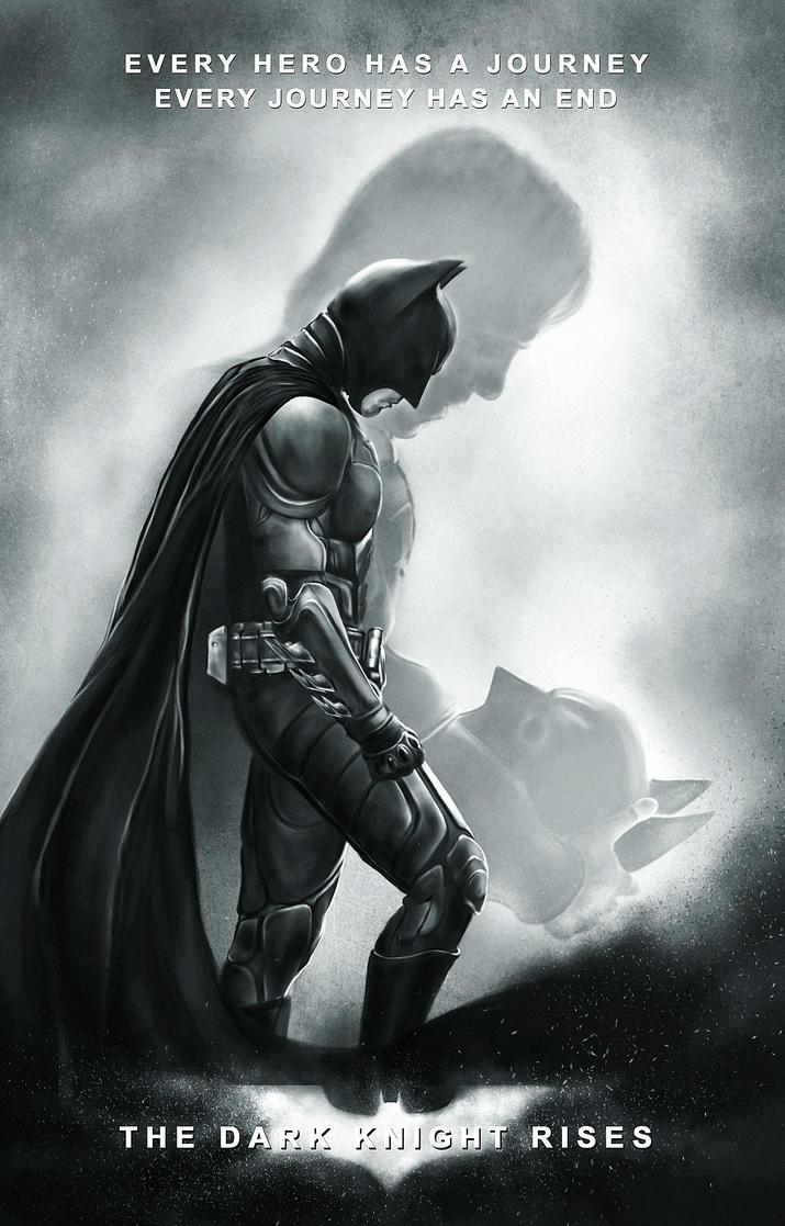 Dark knight hero journey