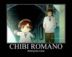 Walking Like a Boss by Roronoa-D-Riku