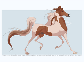 Fabulous saddlebred by HorRaw-X