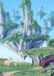 peaceful wonderland by HorRaw-X