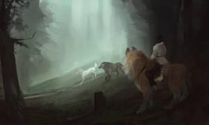 Encounter 3 by diademata