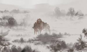 Through Fog by diademata