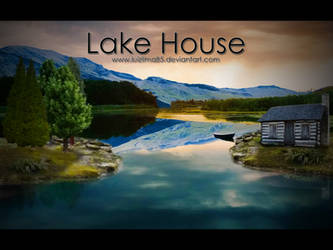 Lake House by Luizlima85