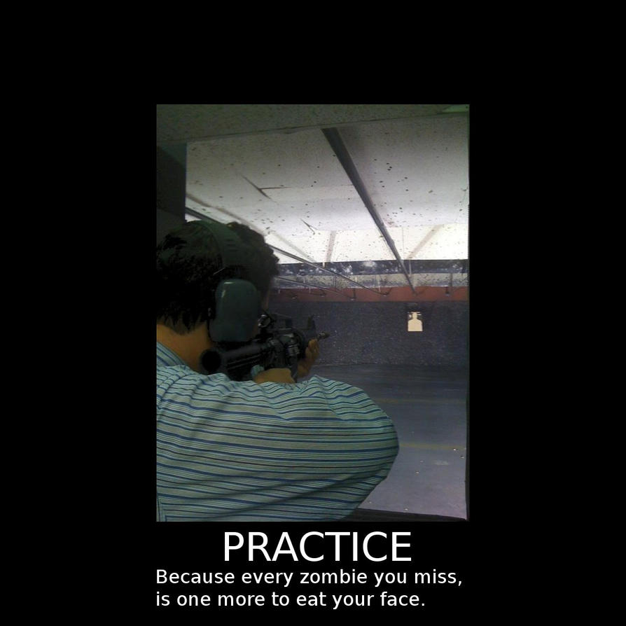 Practice by stillevolving