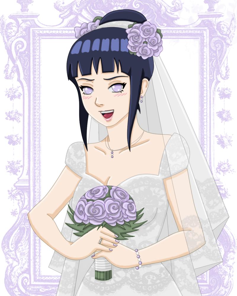Bride Hinata By ArisuAmyFan On DeviantArt