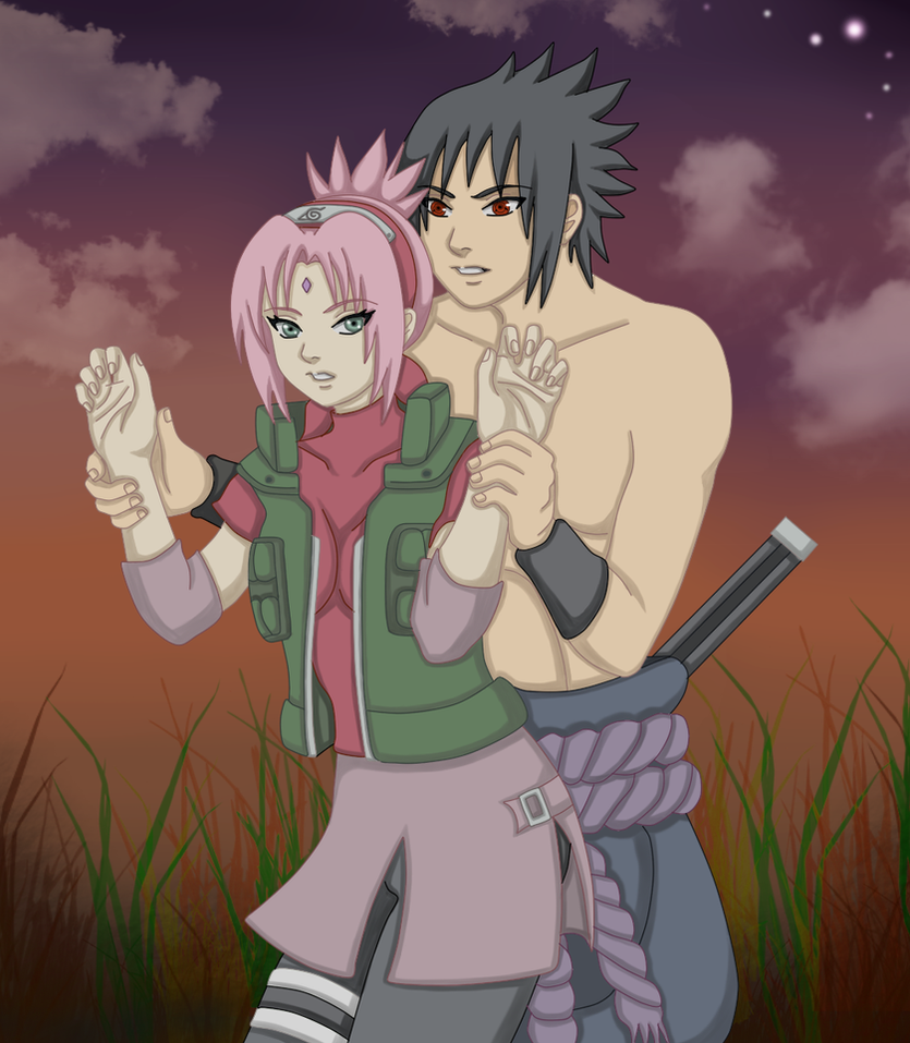 SasuSaku: You Can't Escape Those Eyes by ArisuAmyFan