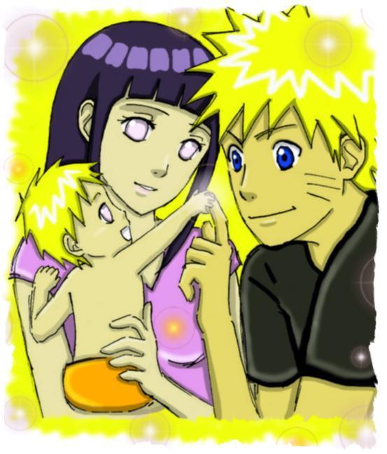 ¿Cuál creen que seria el peor final de Naruto? Collab__NaruHina_Family_by_ArisuAmyFan