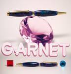 Garnet Pen
