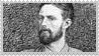 Theodor Kittelsen stamp by Ouroboros-Stamps
