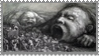 Paul Rumsey stamp by Ouroboros-Stamps