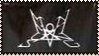 Summoning stamp by Ouroboros-Stamps