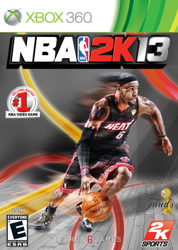 NBA 2K13 Thread - Page 2 Nba_2k13_custo_cover__lebron_james_by_no_look_pass-d53sdi6